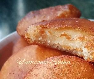 Oombar Recipe | Triple Flour Vegan Munchkins
