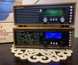 Roberts RM33 Raspberry Pi Internet Radio (Yet Another…)