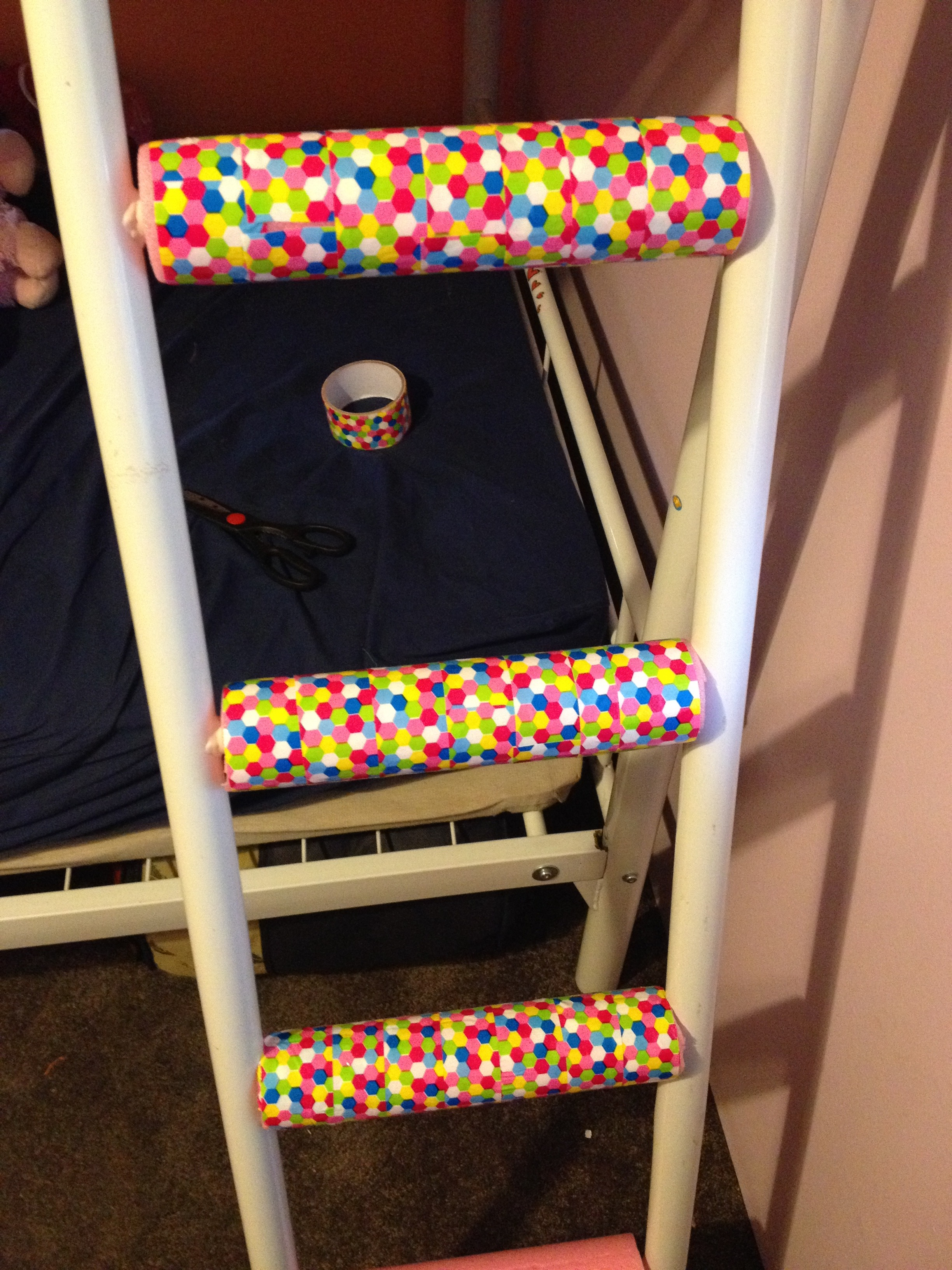 Bunk Bed Ladder Fix 5 Steps With Pictures Instructables