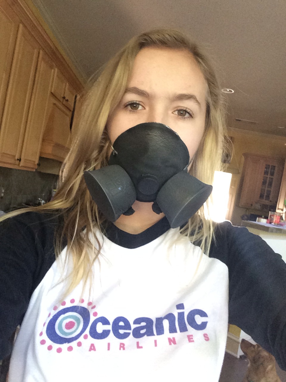 Easy Gas Mask