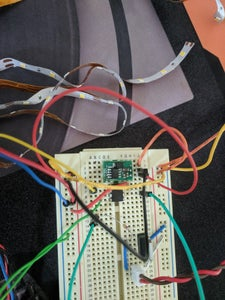 Set Up the Circuit on a Breadboard First