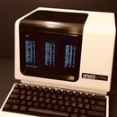 2:3 Scale VT100 Terminal Reproduction