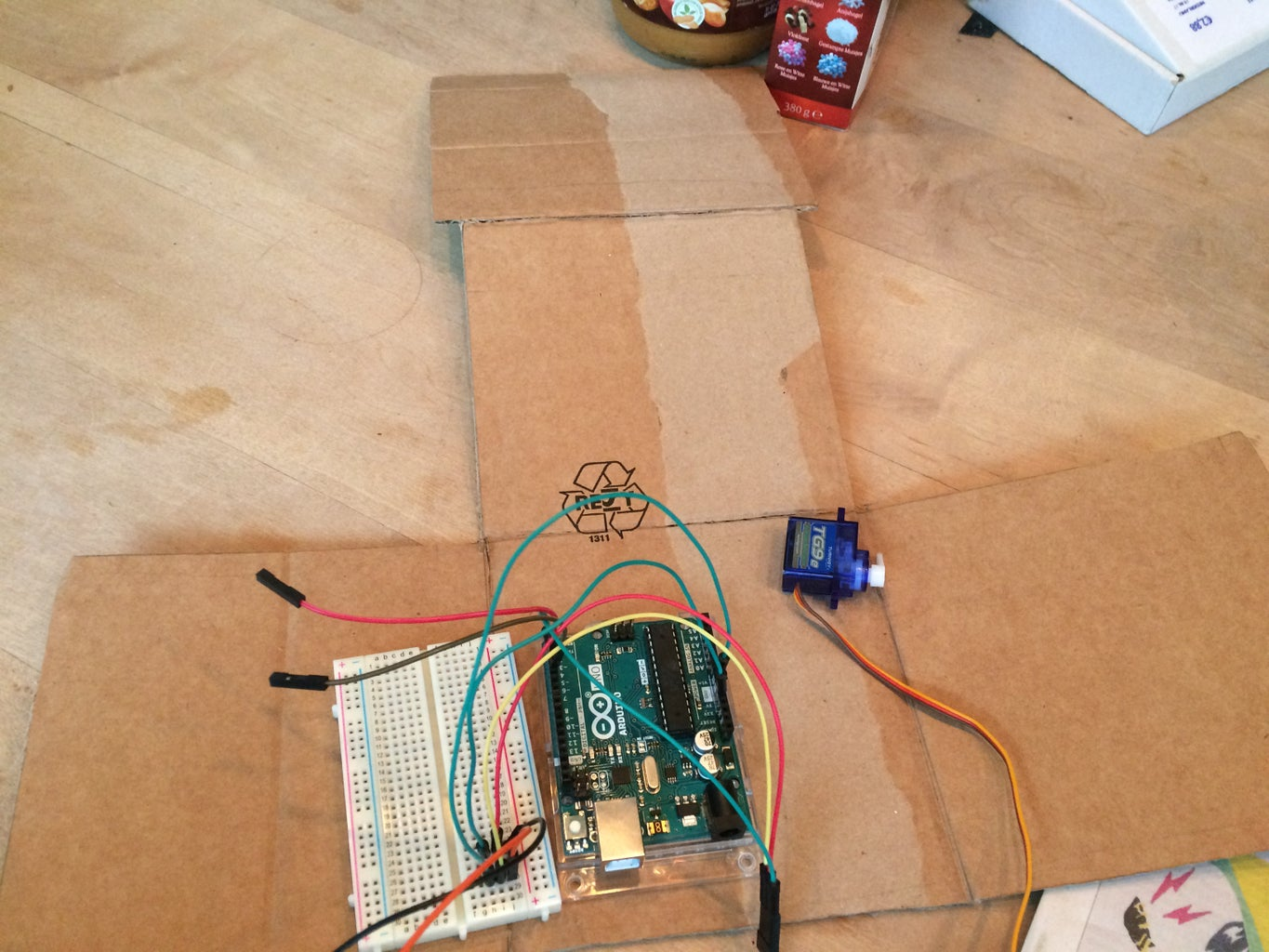 Wiring, Schematic and Code