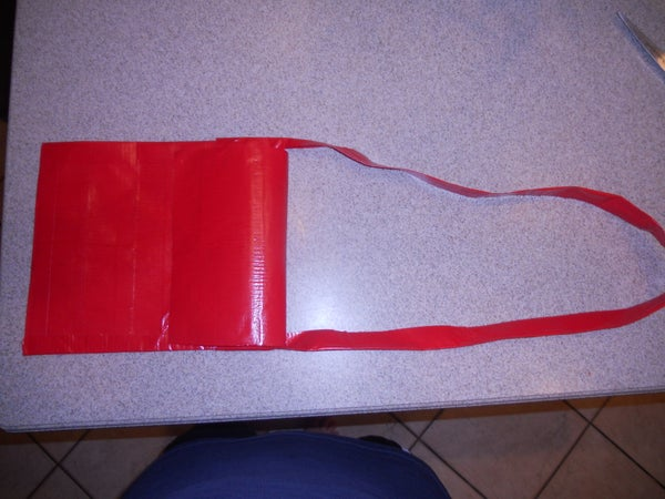 HOW TO MAKE a DUCT TAPE SATCHEL!!!