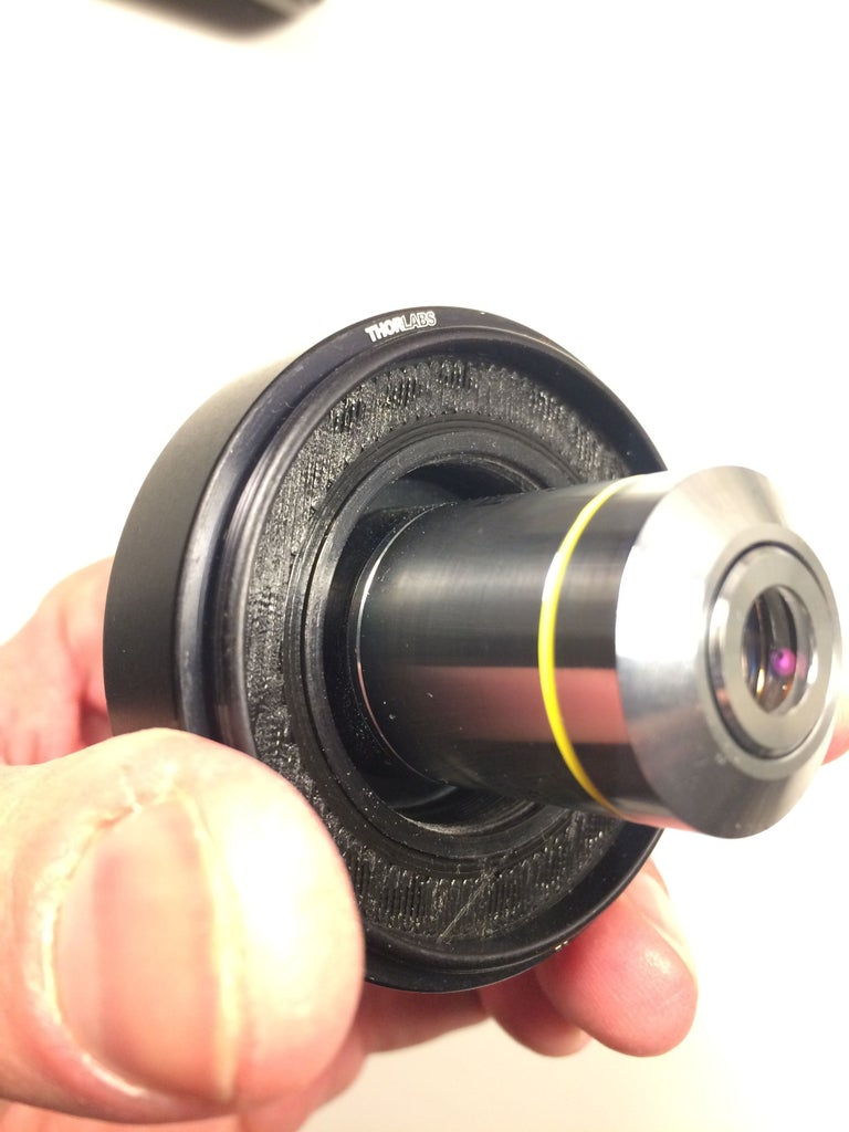 DSLR Microscope