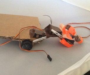 How to Make a RC Robot Frame
