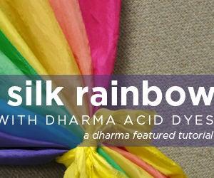 Play Silk Rainbow
