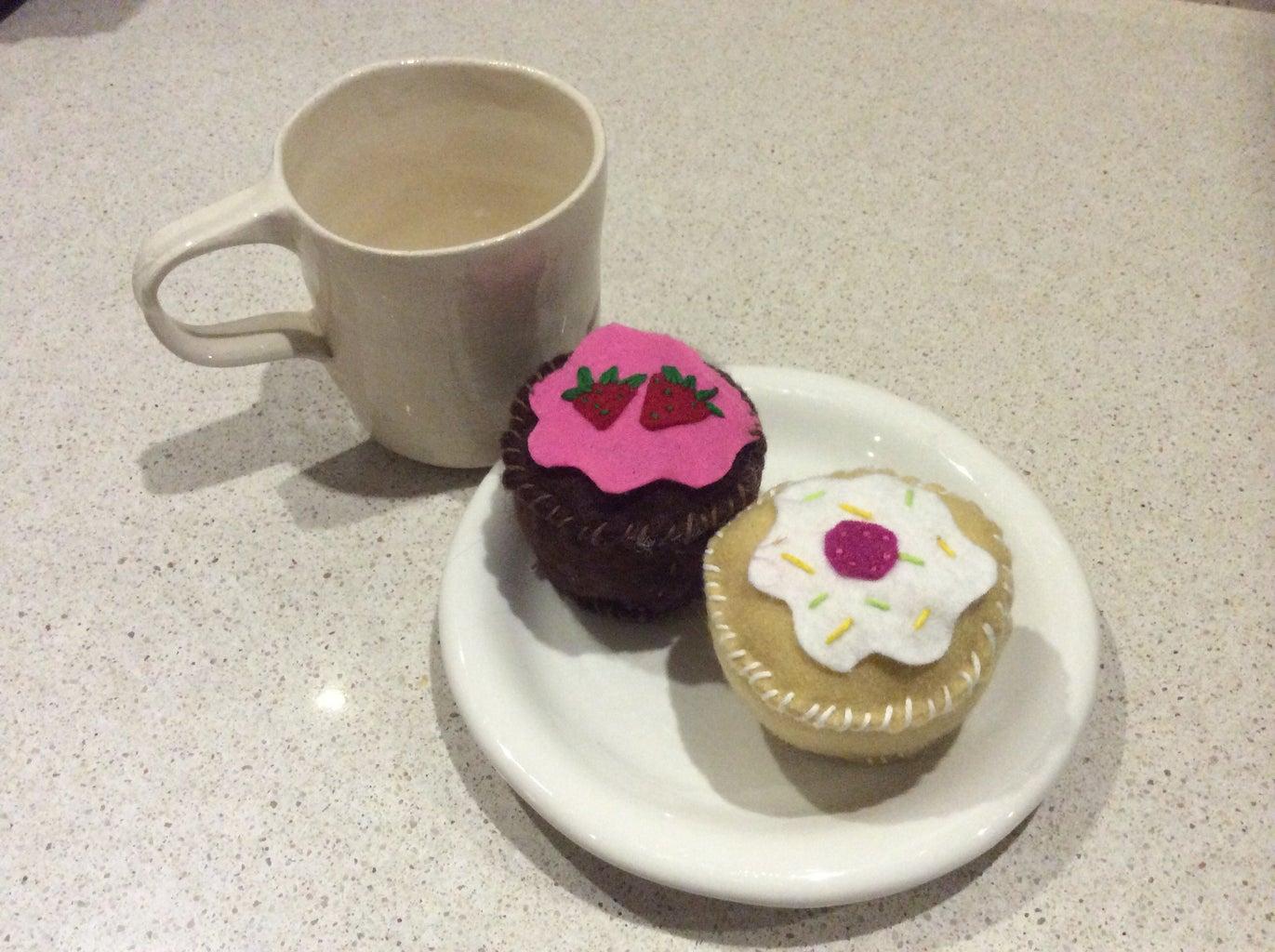 How to Make Cupcake Pincushions