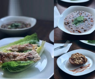 Three Course Meal in a Single Slow Cooker Batch