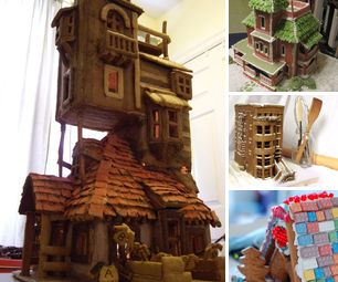10 Epic Gingerbread Houses