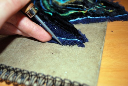 Fraying the Twill