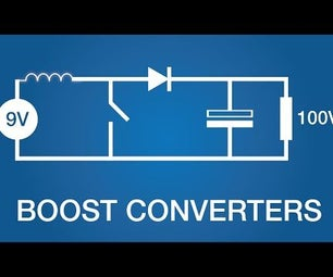 Boost Converters (DC-DC Step-up)