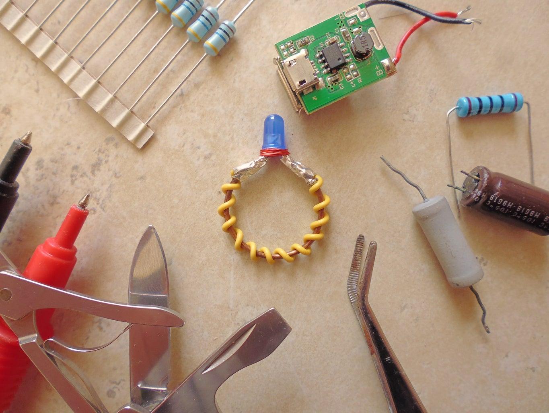 Electronic Ring