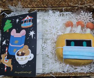 制作摇动激活的圣诞礼品盒(基于Raspberry Pi 4B)PI 4B)
