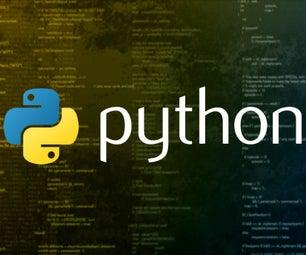 Python Programming   the Basics