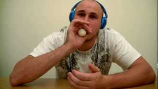 How to Peel an Egg Russian Way!