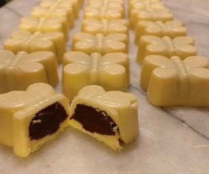 Irish Coffee Filled Chocolates