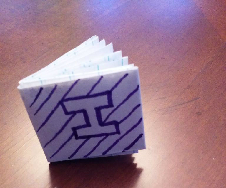 DIY : Paper Notebook