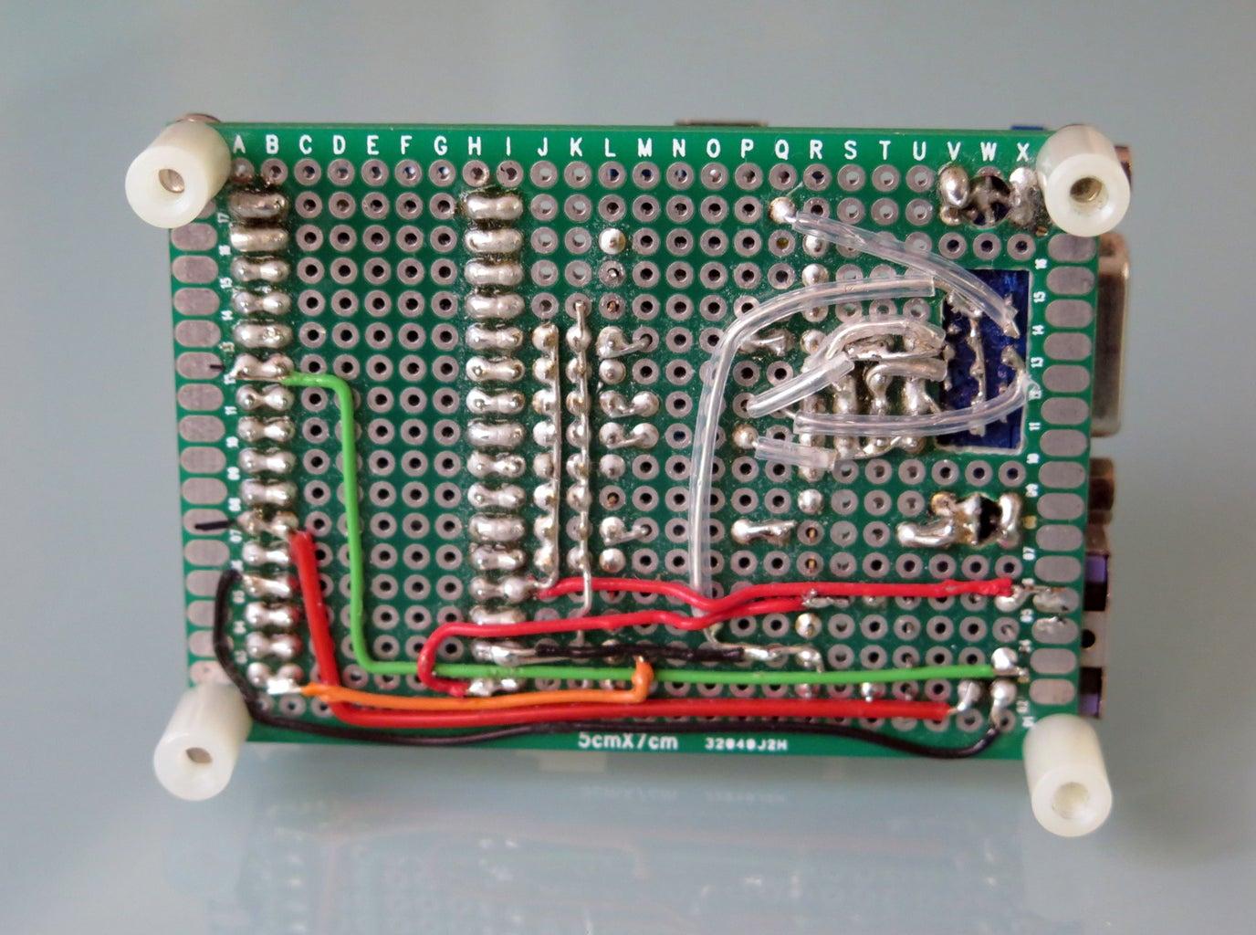 Optional: Using a PCB