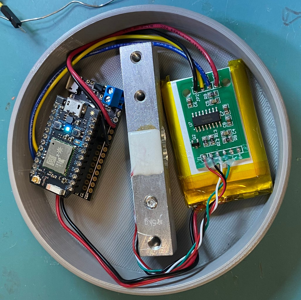 Solder Circuit and Assemble