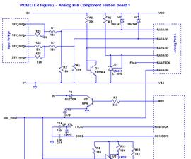 PIC16F877 Multimeter