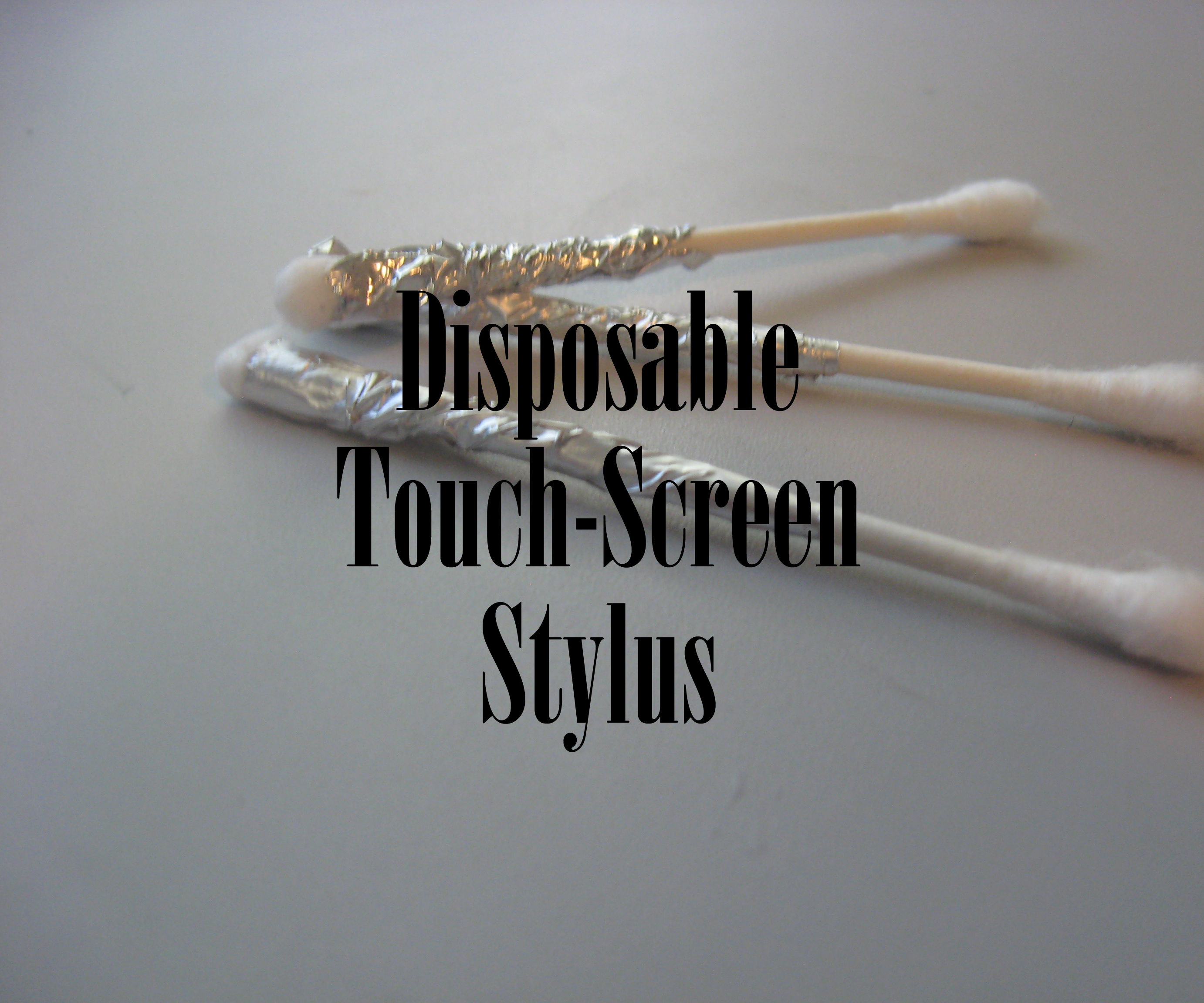 Cheap Disposable Touch Screen Stylus