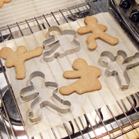 Ninjabread Men Cutters