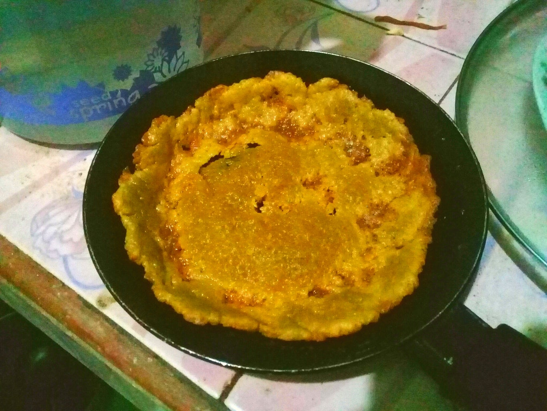 Bake the Crust!