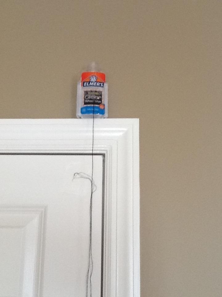 Glue Prank