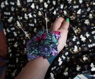Beginner Sewing Projects: Wrist Pincushion