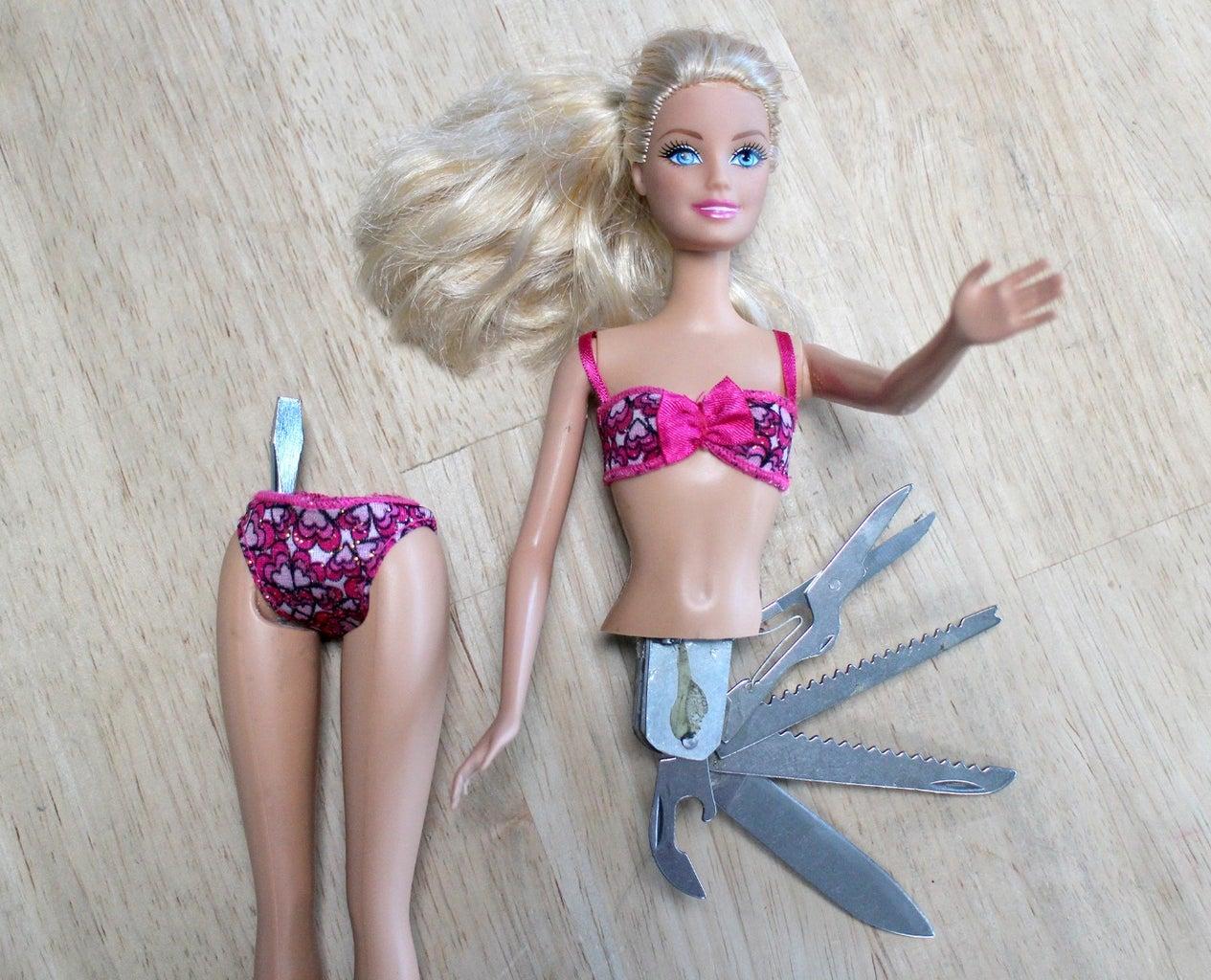 Go Barbie, Go!
