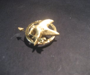 How to Make a Mockingjay Pin From the Hunger Games