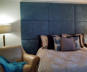 Big and Beautiful Bed Headboard