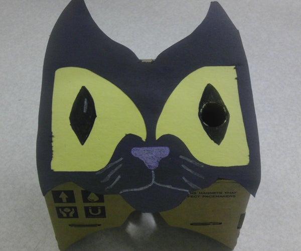 CAT MASK - DODO VR BUILD NIGHT