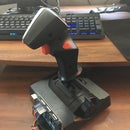 Convert an Old Game Port Joystick Into a Usb Flight Stick With Arduino