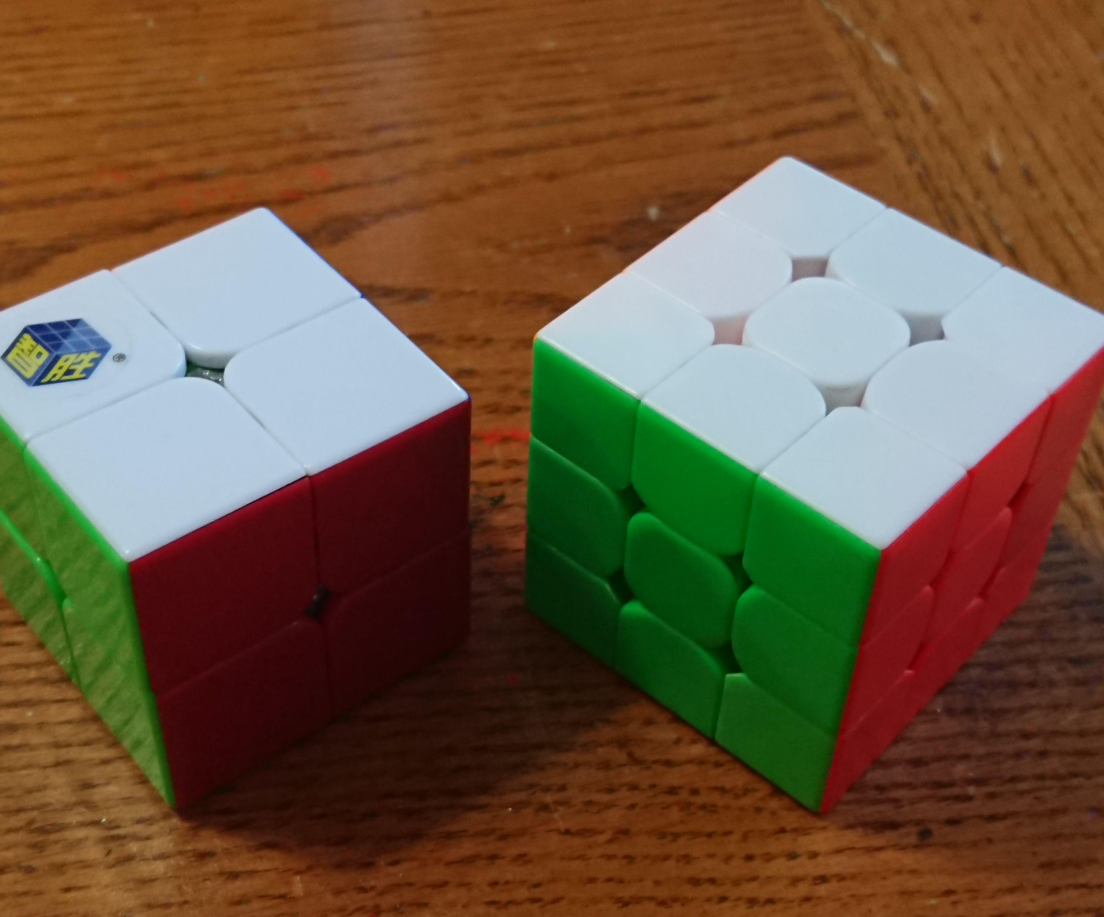 Good Bugdet Rubik's Cubes (A.K.A Speedcubes)