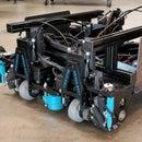 Sản Xuất Robot FTC Sử Dụng Phương Pháp Phi Truyền Thống