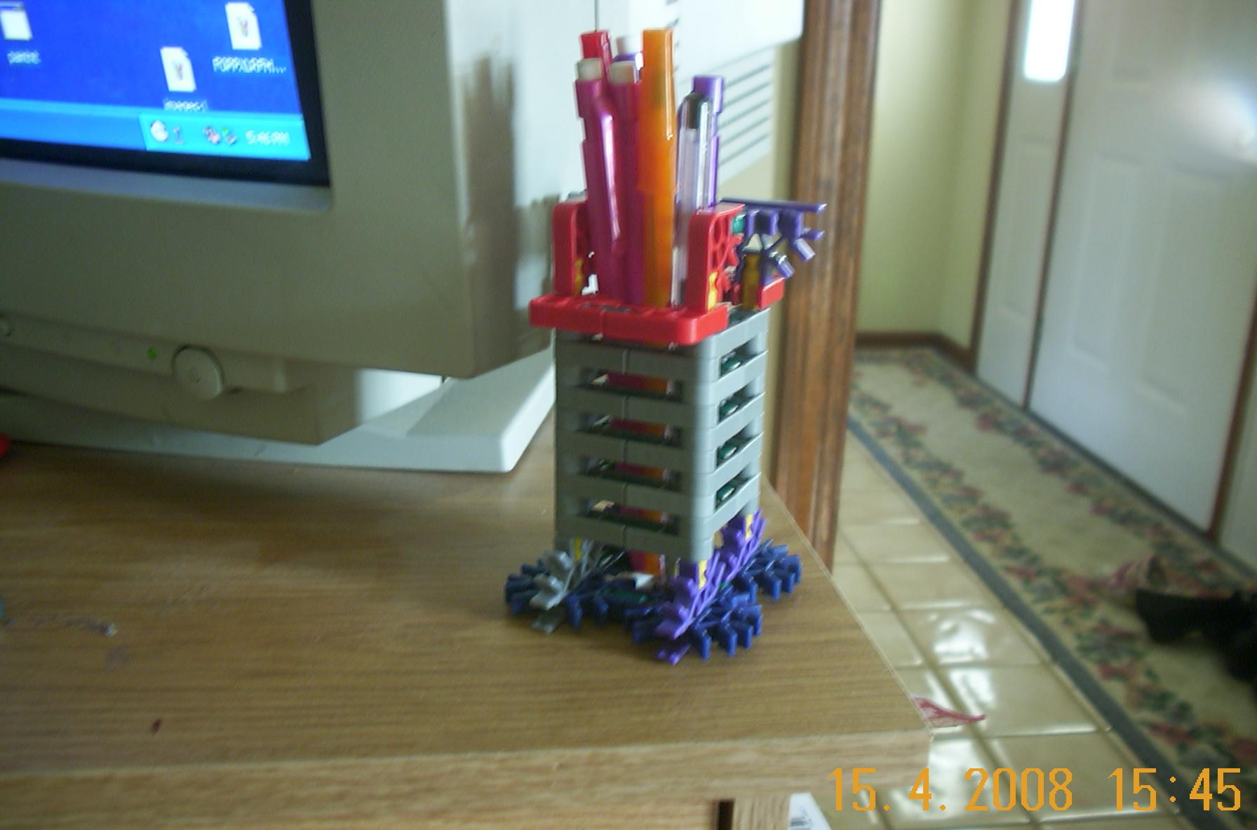 K'NEX Pencil/Pen holder