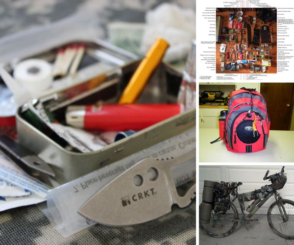 Top 25 Bug-Out Bags