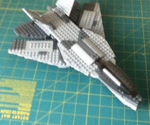 Lego F14 Tomcat