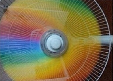 Rainbow Fan?