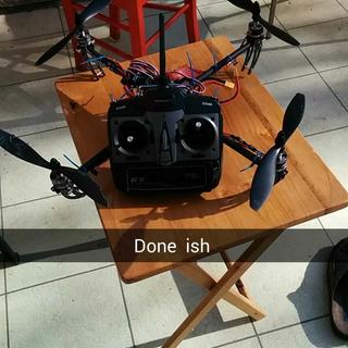 Sturdy Quadcopter Build