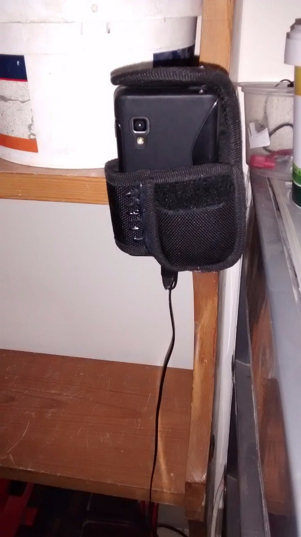 DIY Phone Charging Dock