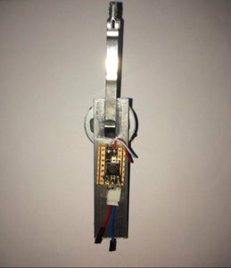 Cheap Small Electric Lock Gun