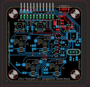 Hardware Design - PCB