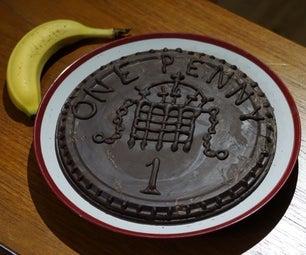 巨型巧克力硬币