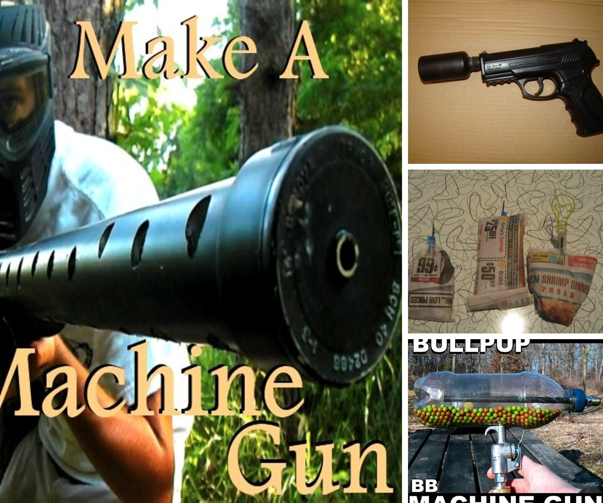 AirSoft Guns, Mines and Grenades