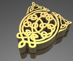 Celtic Animal Knot