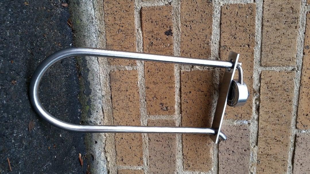 DIY Bicycle U-Lock