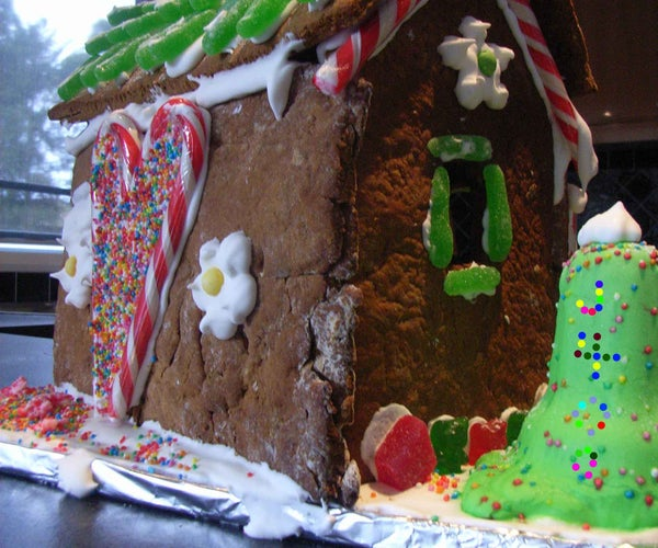 Gingerbread House Submisson
